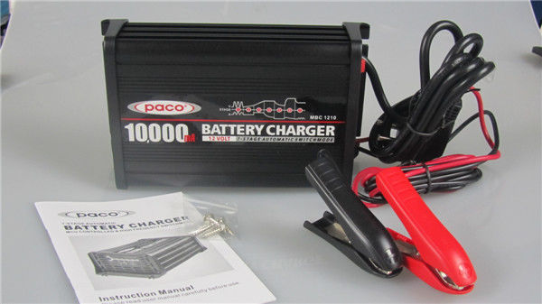 12v 10a Connect And Forget Leisure Battery Charger