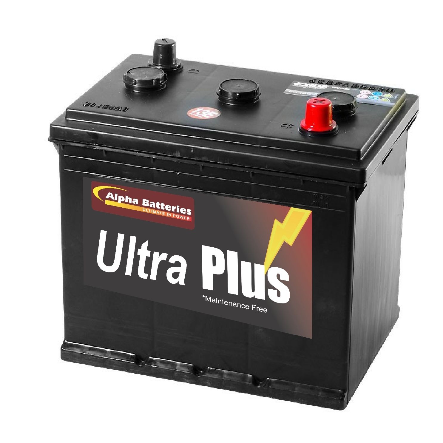 Volt Car Battery Interstate
