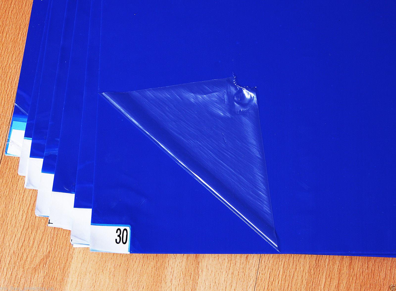 Sticky Tac Tack Mats Self Adhesive 60cm X 90cm 30