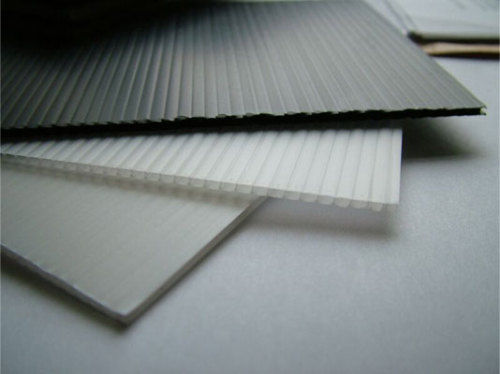 Correx Cordek Fluted Plastic Hard Floor Protection Sheet